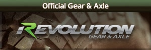 Revolution -- Official Gear & Axle