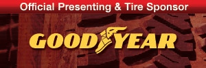 Goodyear Tires -- Official Presenting & Tire Sponsor