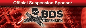 BDS Suspension -- Official Suspension Sponsor