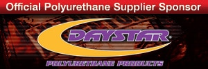 Daystar -- Official Polyurethane Supplier Sponsor