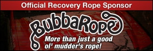 BubbaRope -- Official Recovery Rope Sponsor
