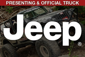 Jeep - Presenting Sponsor & Official Truck