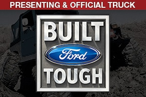 Ford -- Presenting Sponsor & Official Truck