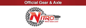 Nitro Gear & Axle -- Official Gear & Axle