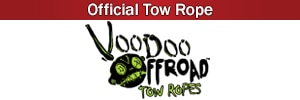 Official Tow Rope - Voodoo Off-Road
