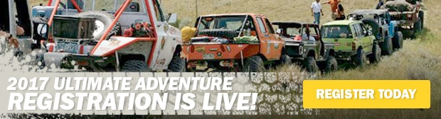 4x4 Ultimate Adventure Event Coverage at Four Wheeler Network