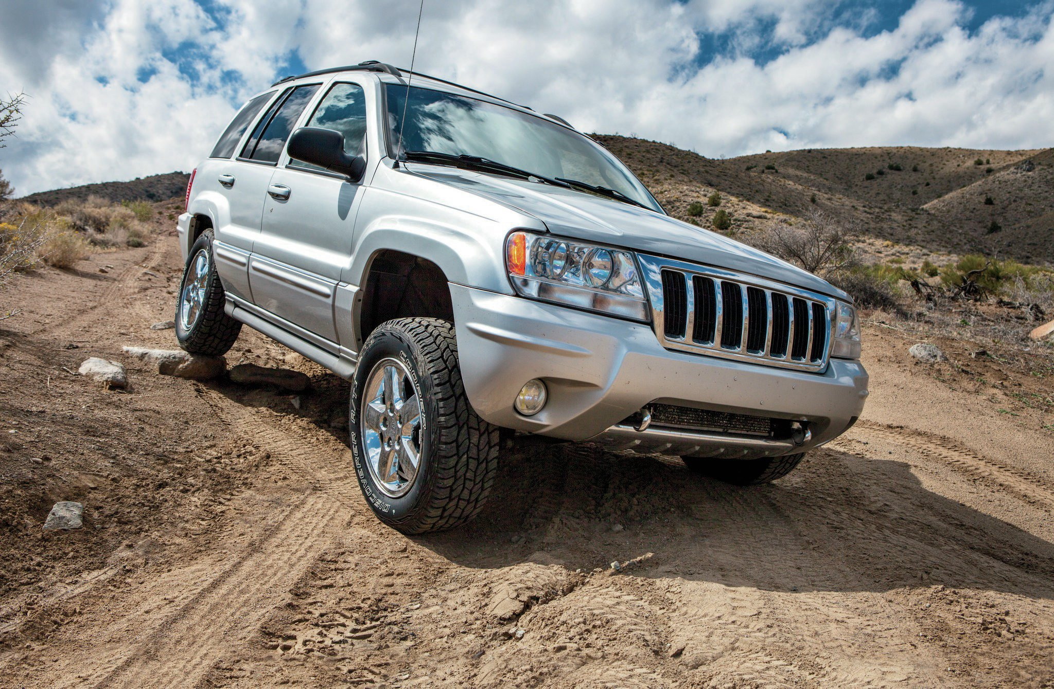 make your jeep grand cherokee ride better off and on road jeep grand cherokee ride better