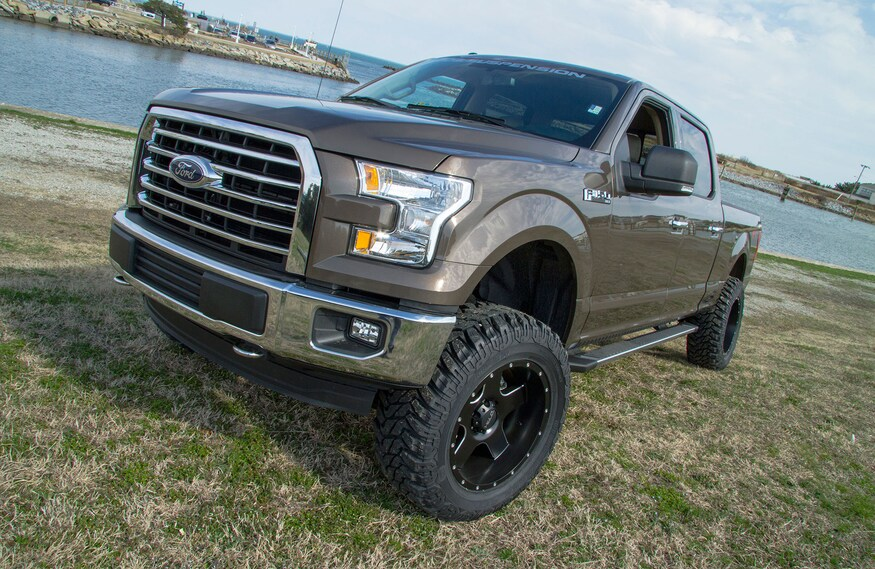 2015 F150 Lifted >> 2015 Ford F 150 Bds Suspension Upgrades