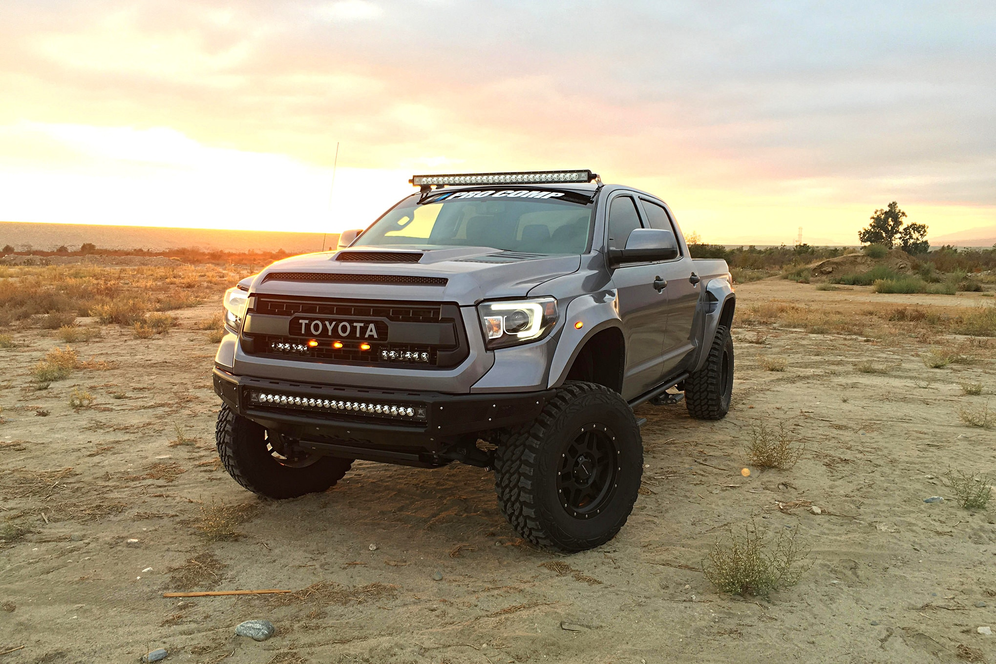 Installing Pro Comp's Tundra Long Travel Suspension System