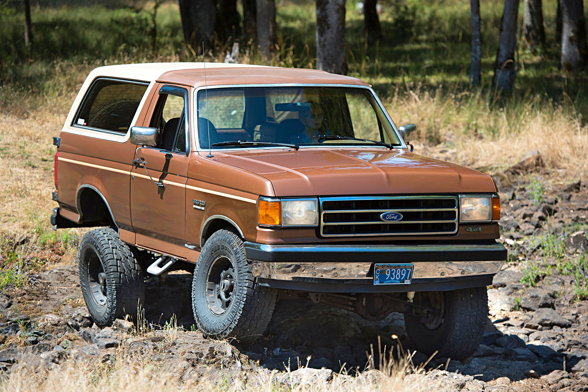 A worn-out full-size Bronco EFI 302 gets a new lease on life [ 1360 x 2039 Pixel ]