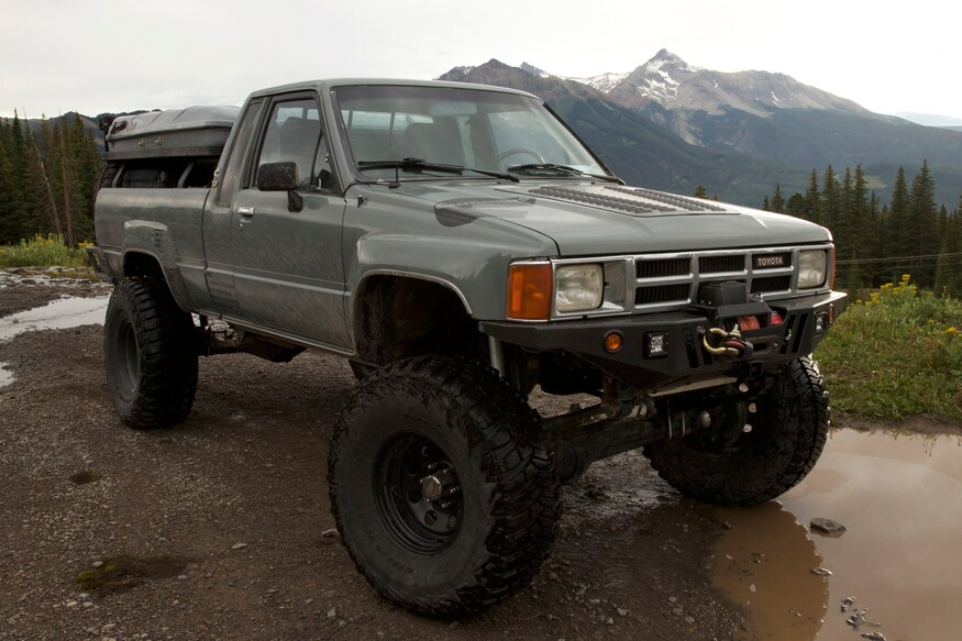 1985 Toyota Pickup 4x4 >> 1985 Toyota Pickup Diesel Mcfly Four Wheeler Network