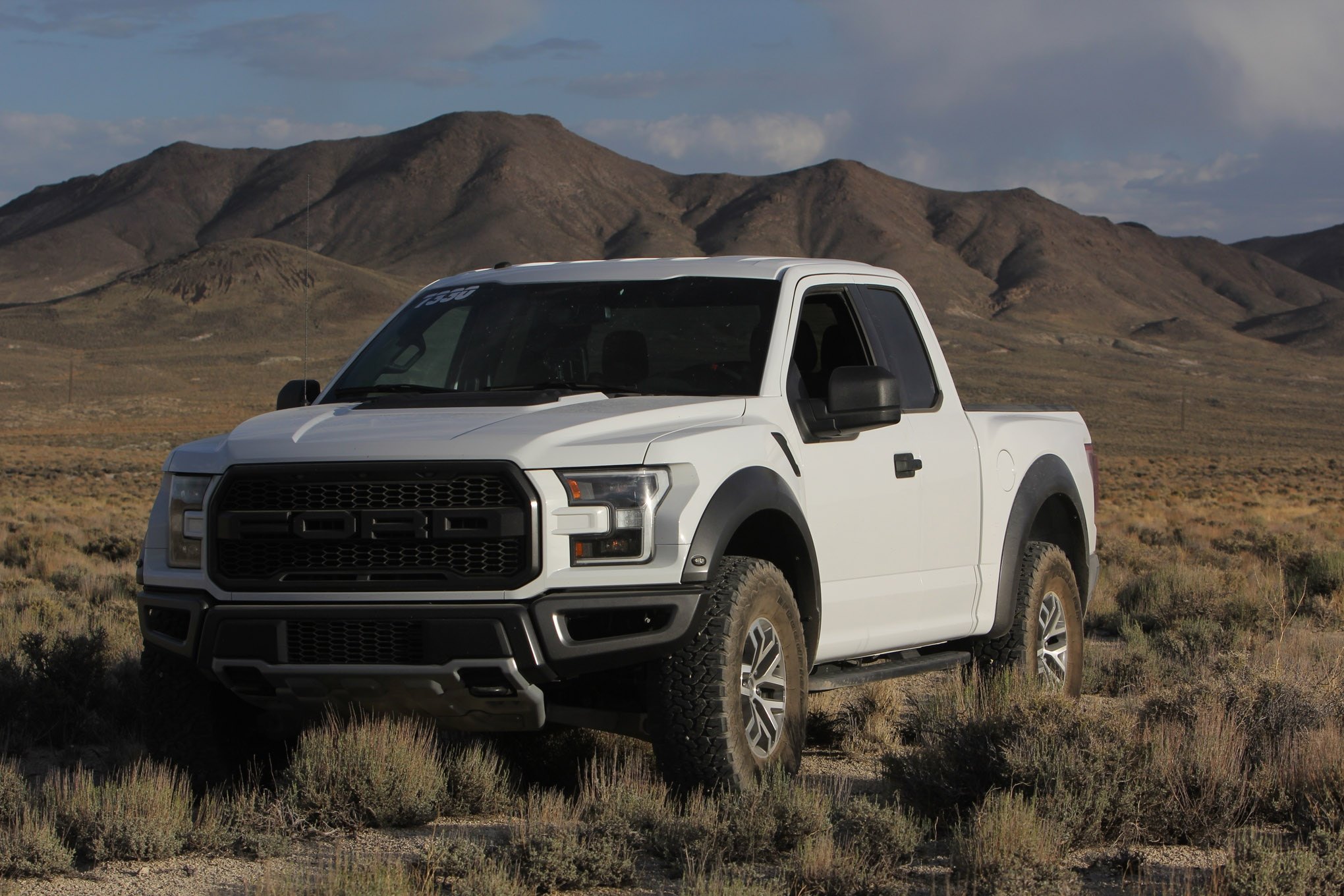 Long Term Report 1 2017 Ford F 150 Raptor Supercab Four