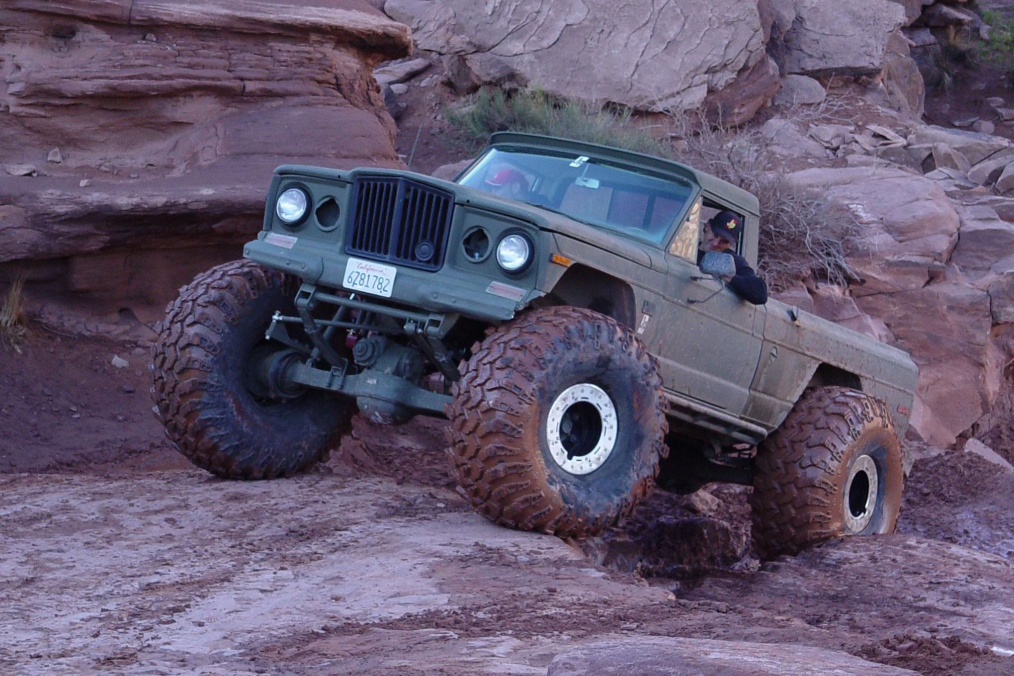 Jeep Fsj Fullsize Pickup Guide