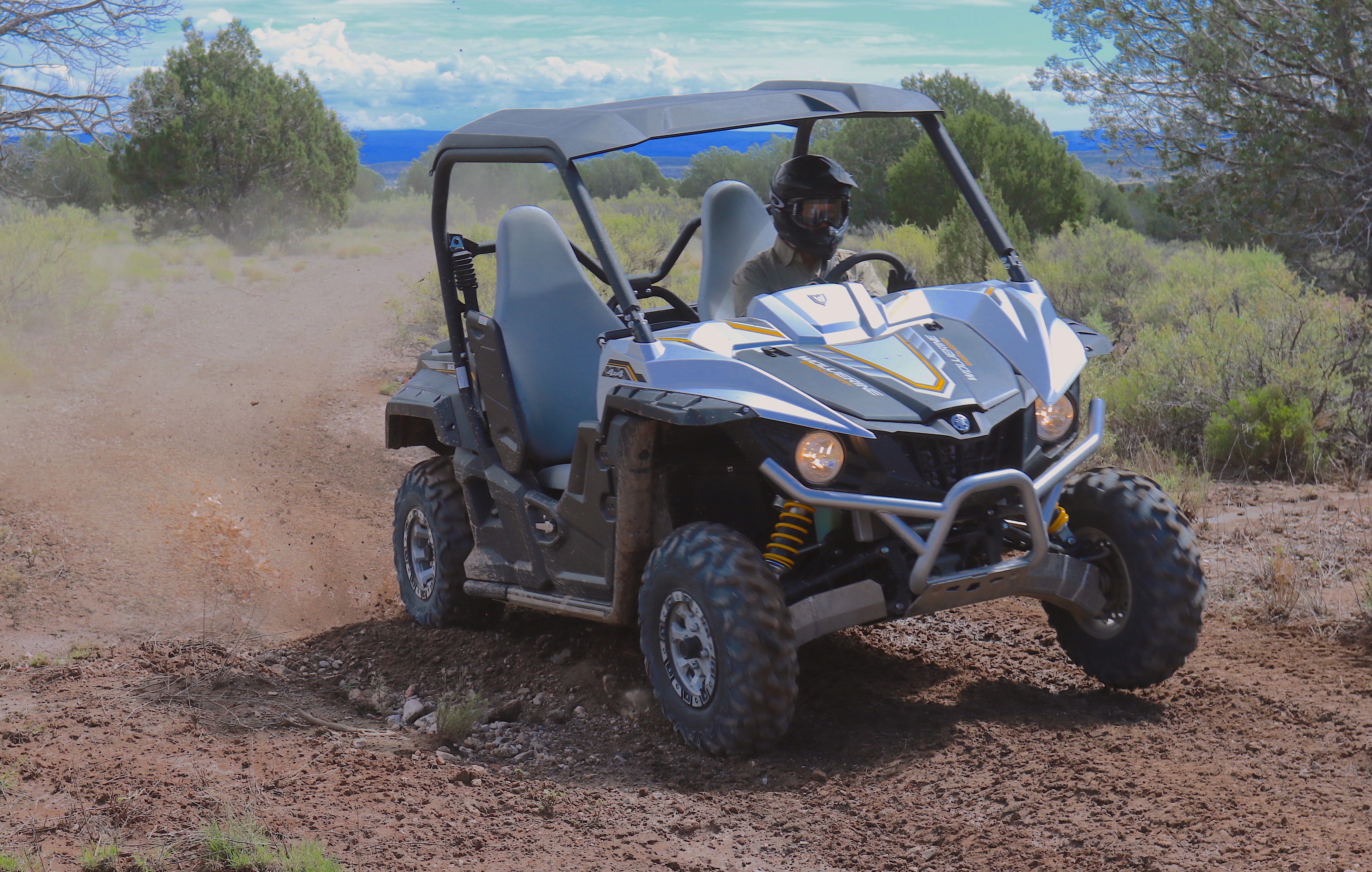 First Look 2017 Yamaha Wolverine R Spec Eps Special Edition