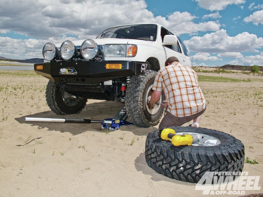 Tire Testing Size Matters