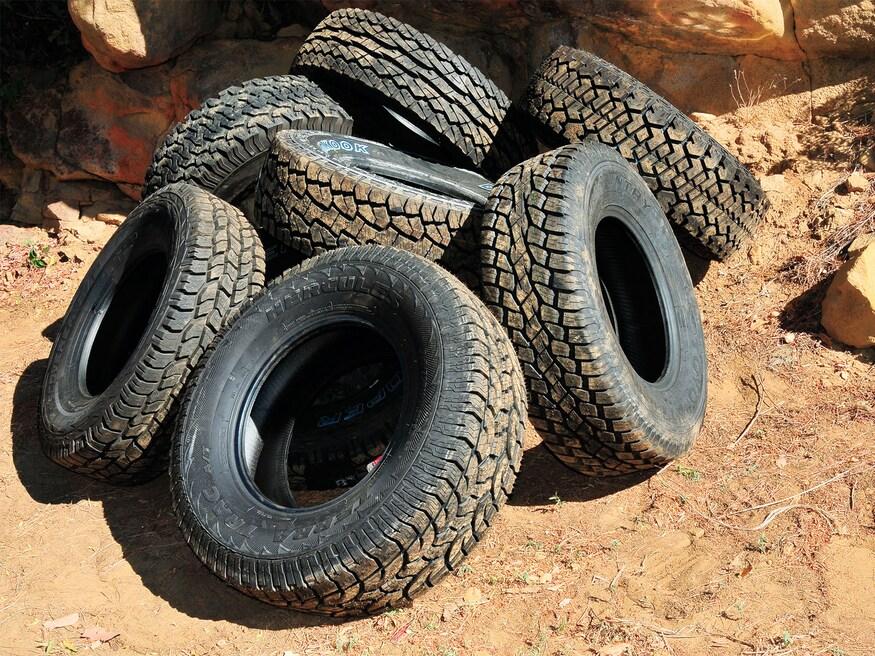 Biggest Little Tire Test