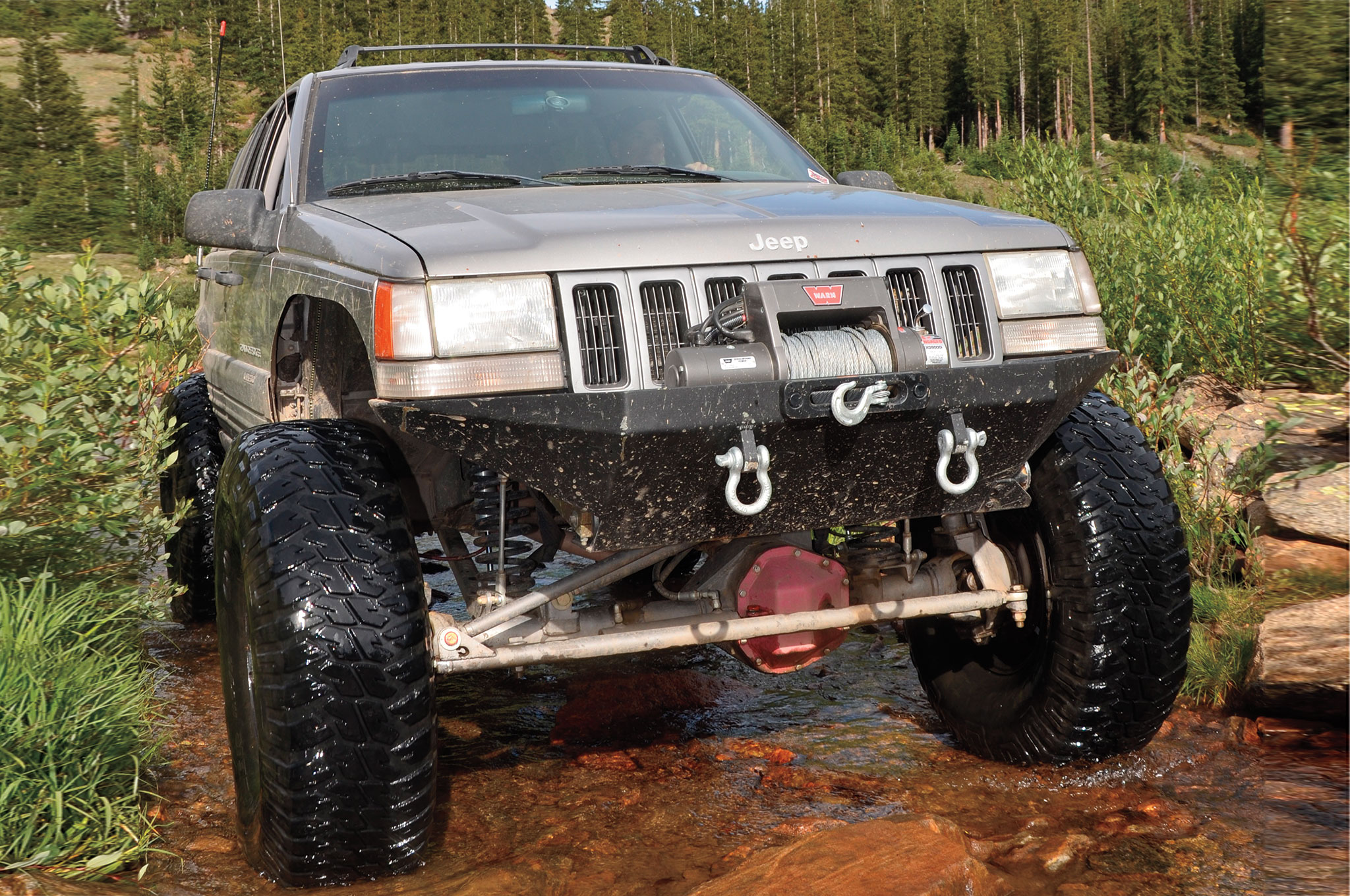1998 Jeep Grand Cherokee Zj Grand Slam