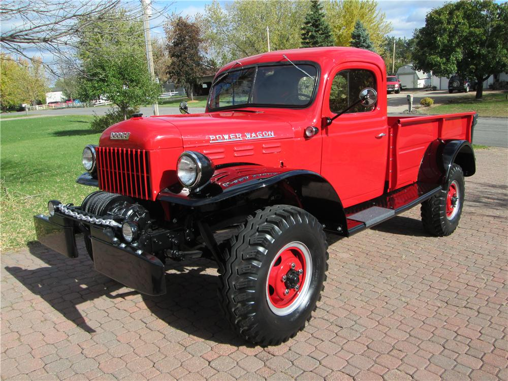 Top 21 Selling 4x4s of Barrett Jackson Collector Car ...