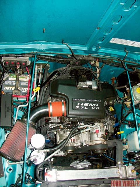 Tires For Jeep Wrangler >> 1997 Jeep Wrangler TJ - 5.7 Liter Hemi Swap Finishing ...