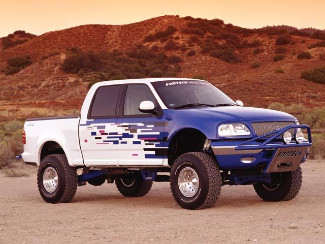 "Black Rear 2/"" Lift Kit F250 F350 80-86 4/"" Axle 4WD W// Auxiliary Springs"