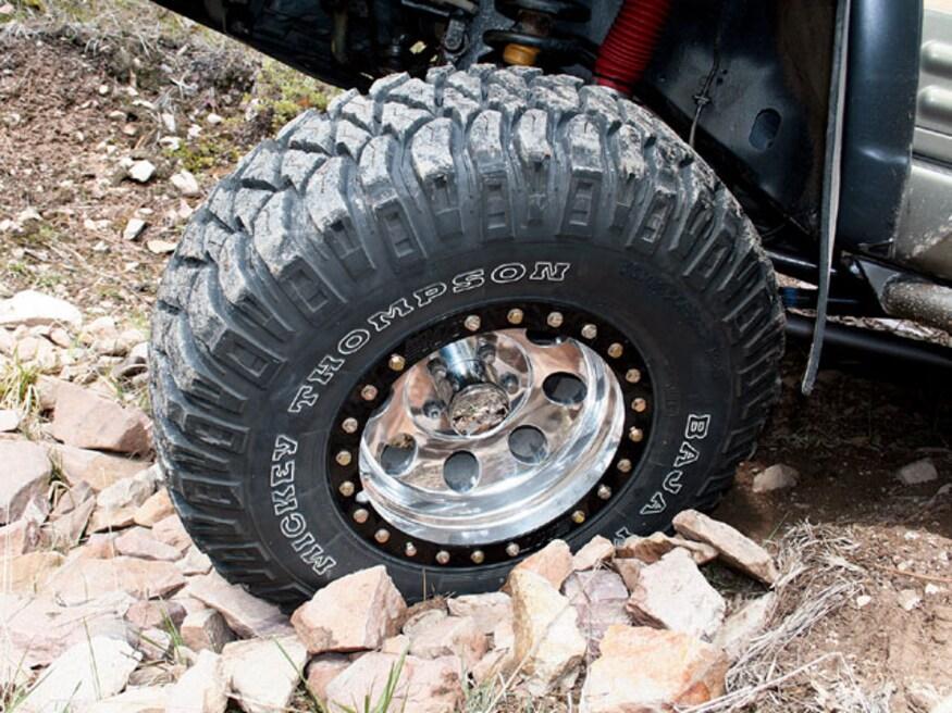 Mickey Thompson Baja Radial MTZ - Tire Test