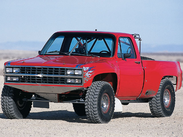 1973 Chevy Truck Standard Cab - Chevy 4x4 Truck - Off-Road ...