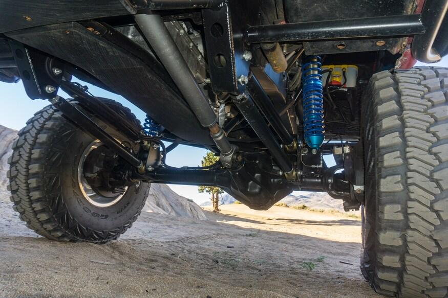 05 k5 blazer coilover front suspension