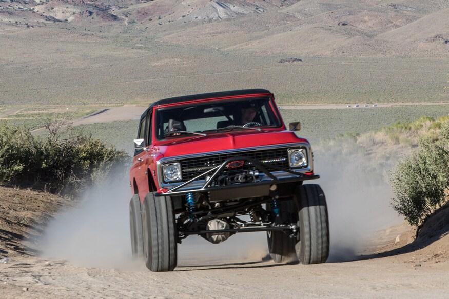 06 k5 blazer coilover front suspension