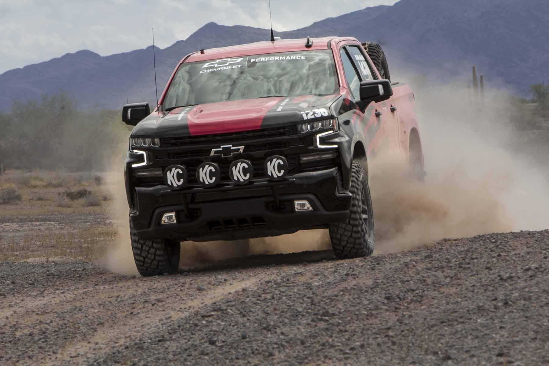 Chevy Silverado ZRX: New Ford Raptor Competitor? - FOUR ...