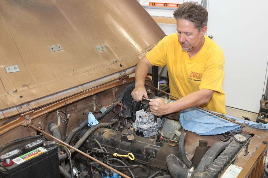 Bolt-On Jeep CJ Howell Fuel Injection & DUI Ignition Upgrades on fuel injection service, fuel injection sensor, fuel injection carburetor, fuel injection valve, fuel injection engine, fuel pump wiring diagram, fuel injection flow diagram, fuel injection ford, fuel injection systems, fuel injection fuel tank, fuel injection timing, fuel gauge wiring diagram, fuel injection troubleshooting guide, fuel injection exploded view, fuel injection fuse, fuel injection distributor, fuel injection pump diagram, fuel oil pump diagram, fuel injection hose, 1989 f150 fuel system diagram,