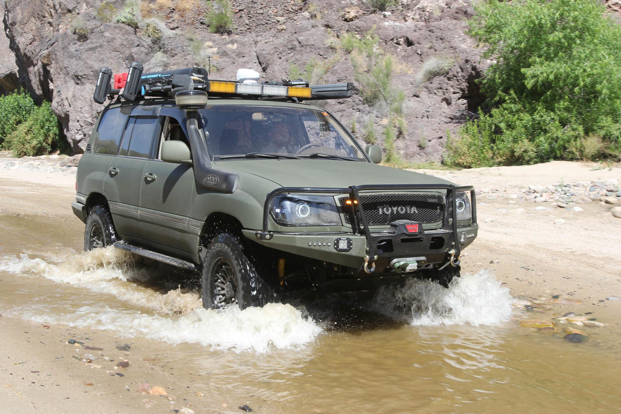 Kelebihan Toyota Land Cruiser 1999 Murah Berkualitas