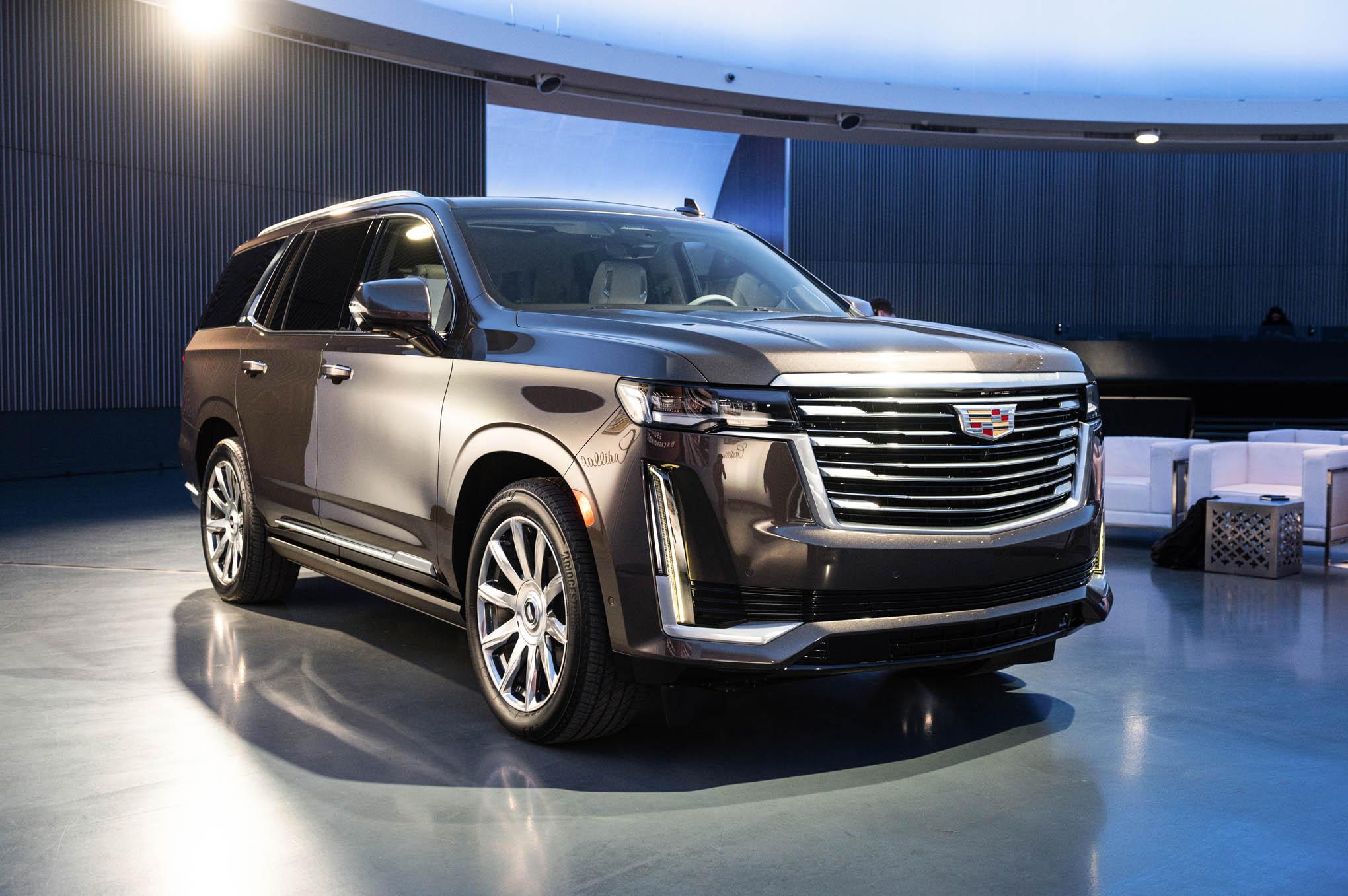 2021 Cadillac Escalade 3.0L Diesel I-6 - FOUR WHEELER NETWORK
