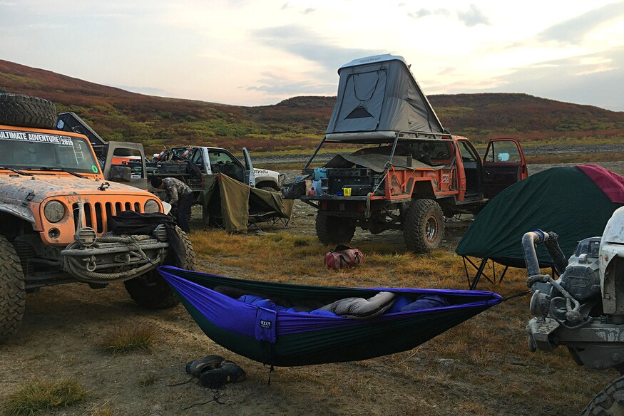 Off Road Essentials To Live Out Of Your 4x4