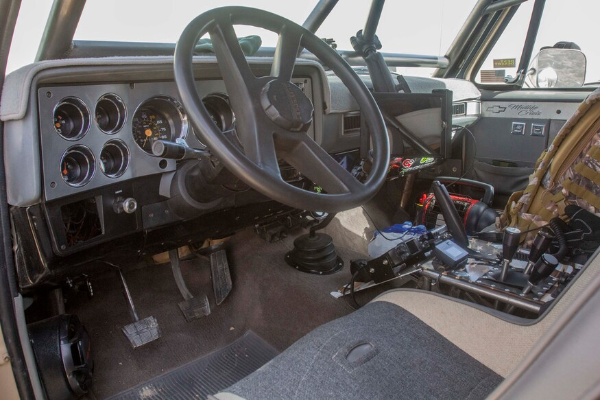 03 1984 koh king of the hammers 2020 koh2020 chevy blazer k5 40s tons overland crawling interior wide