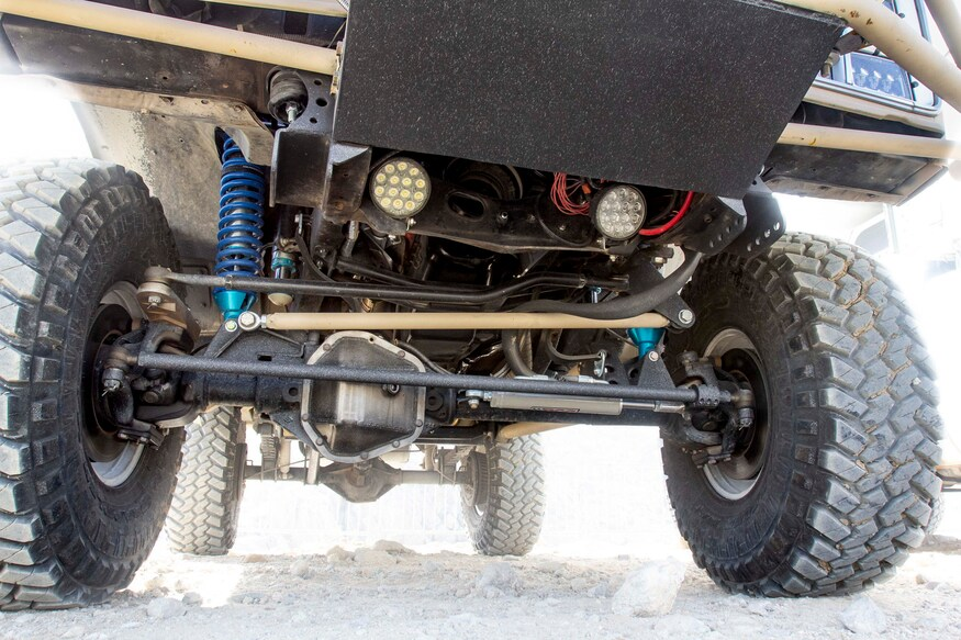 08 1984 koh king of the hammers 2020 koh2020 chevy blazer k5 40s tons overland crawling frontend