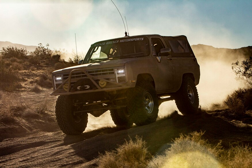 09 1984 koh king of the hammers 2020 koh2020 chevy blazer k5 40s tons overland crawling action fast