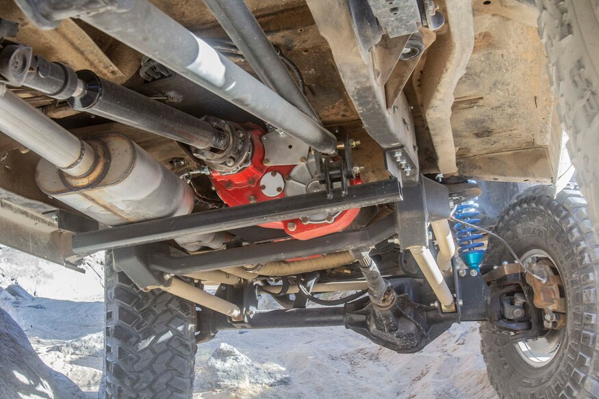 11 1984 koh king of the hammers 2020 koh2020 chevy blazer k5 40s tons overland crawling transfer case