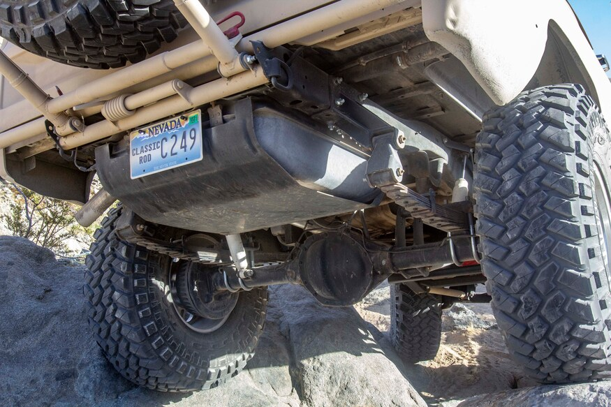12 1984 koh king of the hammers 2020 koh2020 chevy blazer k5 40s tons overland crawling rearend