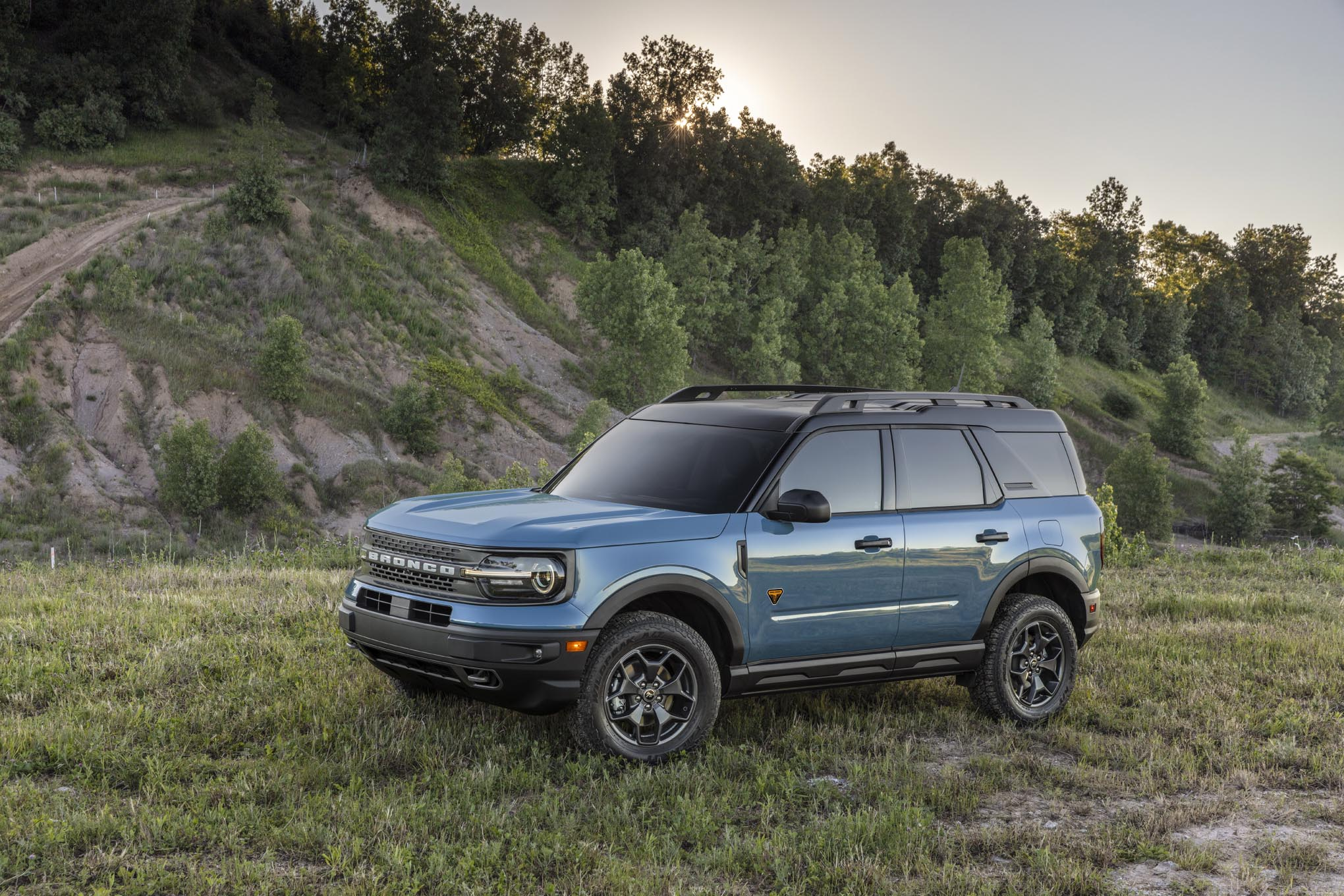 2021 Ford Bronco Sport First Look
