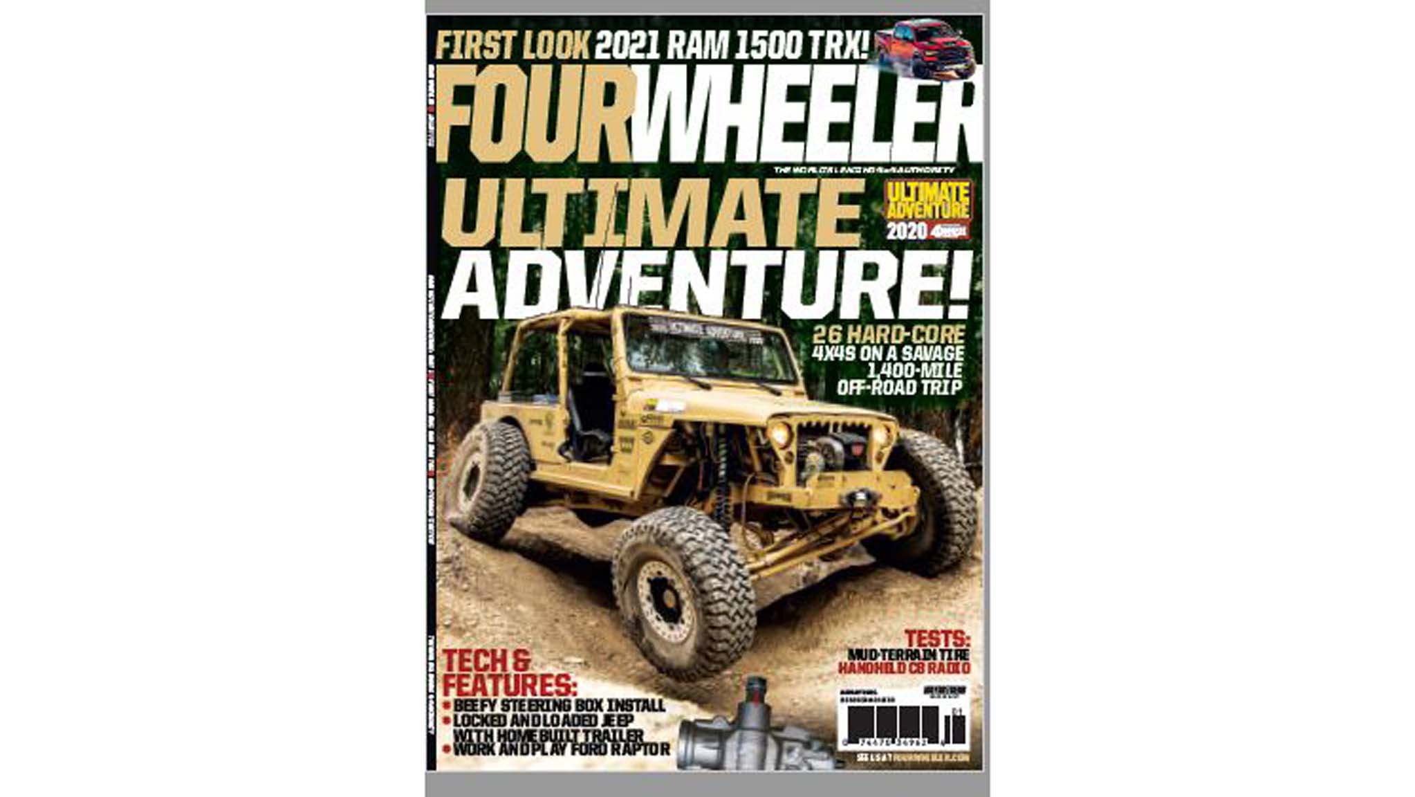 january magazine wheeler four fourwheeler features